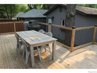 Photo 19: 349 Borebank Street in WINNIPEG: River Heights / Tuxedo / Linden Woods Residential for sale (South Winnipeg)  : MLS®# 1518387