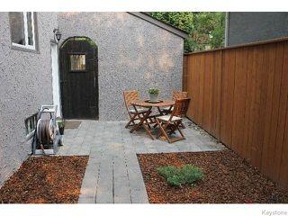 Photo 18: 349 Borebank Street in WINNIPEG: River Heights / Tuxedo / Linden Woods Residential for sale (South Winnipeg)  : MLS®# 1518387