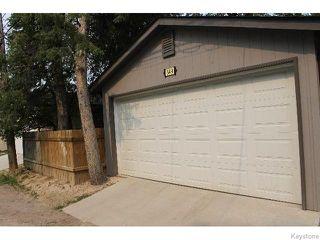 Photo 20: 349 Borebank Street in WINNIPEG: River Heights / Tuxedo / Linden Woods Residential for sale (South Winnipeg)  : MLS®# 1518387