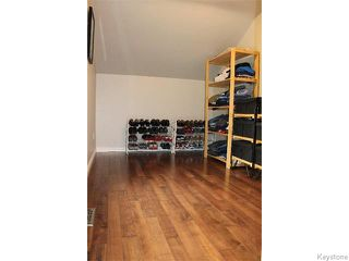 Photo 15: 349 Borebank Street in WINNIPEG: River Heights / Tuxedo / Linden Woods Residential for sale (South Winnipeg)  : MLS®# 1518387