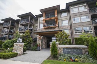 "Photo 1: 413 3156 DAYANEE SPRINGS Boulevard in Coquitlam: Westwood Plateau Condo for sale in ""TAMARACK BY POLYGON"" : MLS®# R2091933"