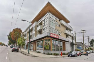 "Photo 1: 406 4338 COMMERCIAL Street in Vancouver: Victoria VE Condo for sale in ""TRIO"" (Vancouver East)  : MLS®# R2097570"