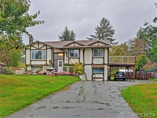 Photo 1: 7034 Deerlepe Rd in SOOKE: Sk Whiffin Spit House for sale (Sooke)  : MLS®# 744711