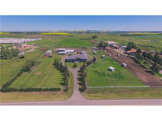 Photo 2: 354132 48 Street E: Rural Foothills M.D. House for sale : MLS®# C4096683