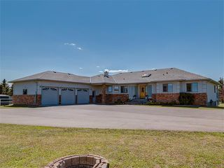 Photo 3: 354132 48 Street E: Rural Foothills M.D. House for sale : MLS®# C4096683