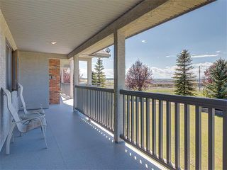 Photo 5: 354132 48 Street E: Rural Foothills M.D. House for sale : MLS®# C4096683