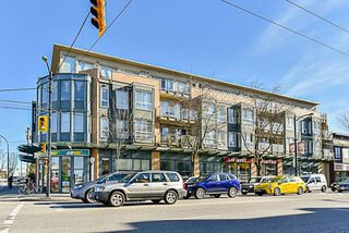 "Photo 1: 201 702 E KING EDWARD Avenue in Vancouver: Fraser VE Condo for sale in ""Magnolia"" (Vancouver East)  : MLS®# R2140513"
