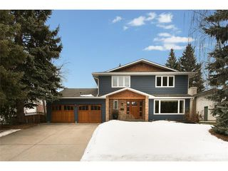 Photo 1: 619 WILDERNESS Drive SE in Calgary: Willow Park House for sale : MLS®# C4101330