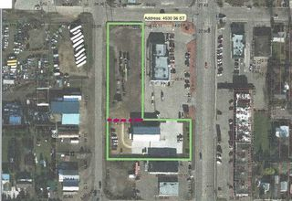 Main Photo: 4530 56 Street: Wetaskiwin Land Commercial for sale : MLS®# E4054490