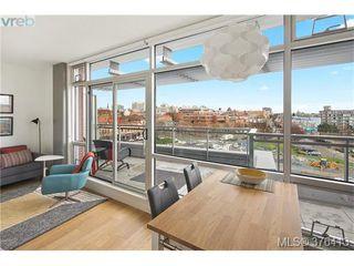 Photo 12: 508 456 Pandora Ave in VICTORIA: Vi Downtown Condo Apartment for sale (Victoria)  : MLS®# 755586