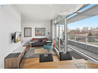 Photo 4: 508 456 Pandora Ave in VICTORIA: Vi Downtown Condo Apartment for sale (Victoria)  : MLS®# 755586