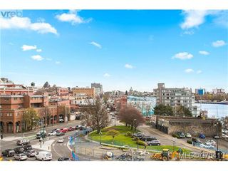 Photo 2: 508 456 Pandora Ave in VICTORIA: Vi Downtown Condo Apartment for sale (Victoria)  : MLS®# 755586