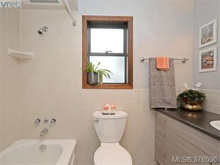 Photo 15: 6 1464 Fort Street in VICTORIA: Vi Fernwood Townhouse for sale (Victoria)  : MLS®# 376506