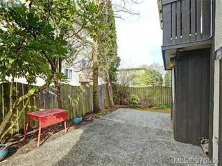 Photo 19: 6 1464 Fort Street in VICTORIA: Vi Fernwood Townhouse for sale (Victoria)  : MLS®# 376506