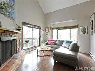 Photo 3: 6 1464 Fort Street in VICTORIA: Vi Fernwood Townhouse for sale (Victoria)  : MLS®# 376506