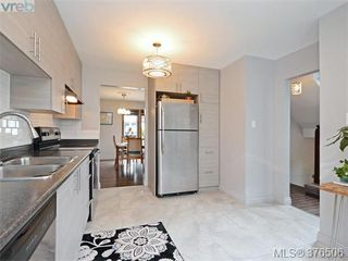 Photo 8: 6 1464 Fort Street in VICTORIA: Vi Fernwood Townhouse for sale (Victoria)  : MLS®# 376506