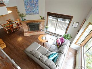 Photo 5: 6 1464 Fort Street in VICTORIA: Vi Fernwood Townhouse for sale (Victoria)  : MLS®# 376506