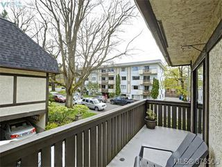 Photo 18: 6 1464 Fort Street in VICTORIA: Vi Fernwood Townhouse for sale (Victoria)  : MLS®# 376506
