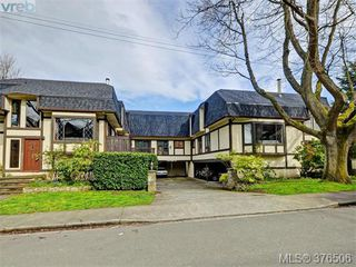 Photo 20: 6 1464 Fort Street in VICTORIA: Vi Fernwood Townhouse for sale (Victoria)  : MLS®# 376506