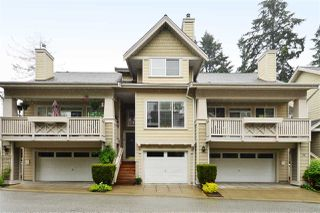 """Photo 1: 72 2588 152 Street in Surrey: King George Corridor Townhouse for sale in """"Woodgrove"""" (South Surrey White Rock)  : MLS®# R2162320"""
