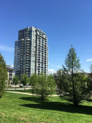 "Photo 1: 2011 271 FRANCIS Way in New Westminster: Fraserview NW Condo for sale in ""PARKSIDE AT VICTORIA HILL"" : MLS®# R2164256"