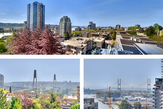 "Photo 15: 602 500 ROYAL Avenue in New Westminster: Downtown NW Condo for sale in ""Dominion"" : MLS®# R2169083"