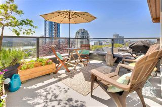 "Photo 13: 602 500 ROYAL Avenue in New Westminster: Downtown NW Condo for sale in ""Dominion"" : MLS®# R2169083"