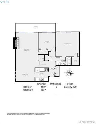 Photo 18: 302 1012 Pakington Street in VICTORIA: Vi Fairfield West Condo Apartment for sale (Victoria)  : MLS®# 382159