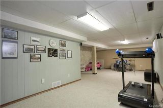 Photo 15: 372 Aldine Street in Winnipeg: Silver Heights Residential for sale (5F)  : MLS®# 1725030