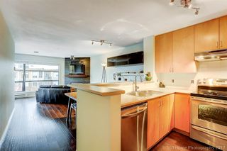 """Photo 2: 410 124 W 3RD Street in North Vancouver: Lower Lonsdale Condo for sale in """"THE VOGUE"""" : MLS®# R2215946"""