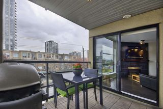 """Photo 12: 410 124 W 3RD Street in North Vancouver: Lower Lonsdale Condo for sale in """"THE VOGUE"""" : MLS®# R2215946"""