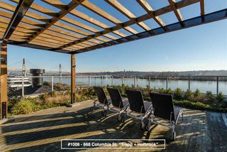 "Photo 19: 1008 668 COLUMBIA Street in New Westminster: Quay Condo for sale in ""Trapp & Holbrook"" : MLS®# R2226399"