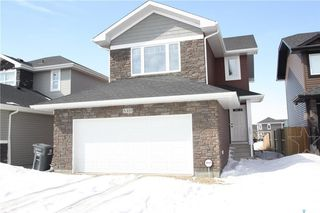 Main Photo: 410 Kolynchuk Crescent in Saskatoon: Stonebridge Residential for sale : MLS®# SK724447