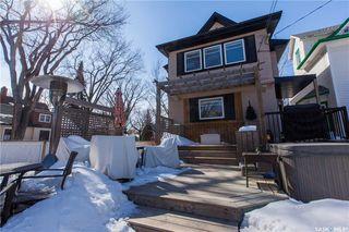 Photo 44: 419 Lansdowne Avenue in Saskatoon: Nutana Residential for sale : MLS®# SK724429
