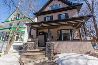 Photo 1: 419 Lansdowne Avenue in Saskatoon: Nutana Residential for sale : MLS®# SK724429