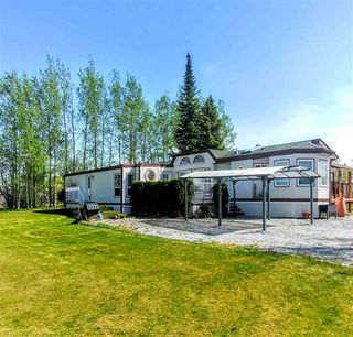 """Photo 3: 7240 SUTLEY Road in Prince George: Pineview Manufactured Home for sale in """"PINEVIEW"""" (PG Rural South (Zone 78))  : MLS®# R2257732"""