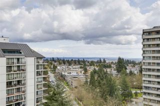 "Photo 2: 1510 4105 MAYWOOD Street in Burnaby: Metrotown Condo for sale in ""TIMES SQUARE"" (Burnaby South)  : MLS®# R2258749"