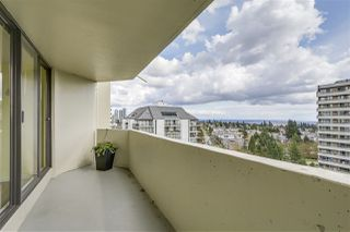 "Photo 6: 1510 4105 MAYWOOD Street in Burnaby: Metrotown Condo for sale in ""TIMES SQUARE"" (Burnaby South)  : MLS®# R2258749"