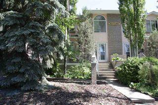 Main Photo: 7719 111 Street NW in Edmonton: Zone 15 House Half Duplex for sale : MLS®# E4117099
