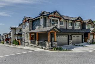 "Photo 1: 158 11305 240 Street in Maple Ridge: Cottonwood MR Townhouse for sale in ""MAPLE HEIGHTS"" : MLS®# R2289673"