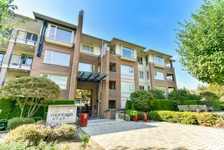"Photo 1: 306 4728 DAWSON Street in Burnaby: Brentwood Park Condo for sale in ""MONTAGE"" (Burnaby North)  : MLS®# R2300528"