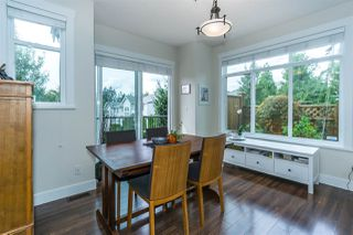 Photo 11: 21 22865 TELOSKY Avenue in Maple Ridge: East Central Townhouse for sale : MLS®# R2305476