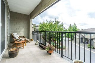Photo 20: 21 22865 TELOSKY Avenue in Maple Ridge: East Central Townhouse for sale : MLS®# R2305476