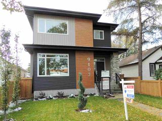 Main Photo:  in Edmonton: Zone 17 House for sale : MLS®# E4129499
