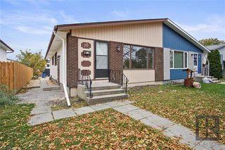 Photo 1: 10 Rudolph Bay in Winnipeg: Valley Gardens Residential for sale (3E)  : MLS®# 1827136