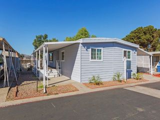 Main Photo: EL CAJON Manufactured Home for sale : 4 bedrooms : 400 Greenfield #52