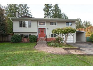 Main Photo: 4181 205A Street in Langley: Brookswood Langley House for sale : MLS®# R2323666