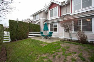 "Photo 18: 32 16995 64 Avenue in Surrey: Cloverdale BC Townhouse for sale in ""Lexington"" (Cloverdale)  : MLS®# R2330833"