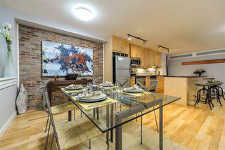 Photo 8: 204 10154 103 Street in Edmonton: Zone 12 Condo for sale : MLS®# E4140978