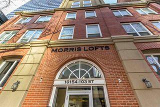 Photo 1: 204 10154 103 Street in Edmonton: Zone 12 Condo for sale : MLS®# E4140978